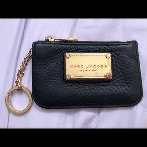 Marc Jacobs card holder/ change purse/ keychain